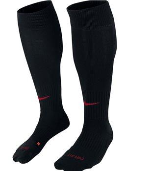 Nike Classic II Sock (Pack of 6) - Black University Red - Click 82e85724c