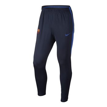 Nike Barcelona FCB Skinny Training Pants - Youth -  Navy  - Click to view a larger image