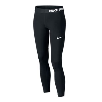 huge discount 09b8e 18ed8 Nike Girls Pro Cool Tights - Black - Click to view a larger image