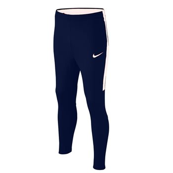 Nike Youths NK Dry Academy Track Pants - Navy White - Click to view a 56f6b6fa6a5