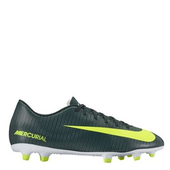 Nike Jr Mercurial Vortex III CR7 FG Firm Ground - Seaweed/Volt - Click to