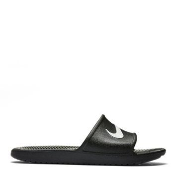 Nike Mens Kawa Shower Flip -  Black/White  - Click to view a larger image