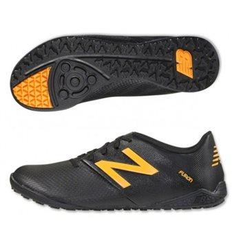 New Balance Kids Furon Dispatch Turf Trainers - Black/Orange