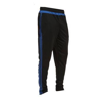 Adidas Tiro 15 Skinny Training Pants - Black/Blue  - Click to view a larger image