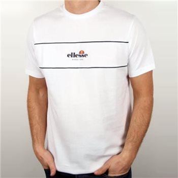 Ellesse Cannavaro T-Shirt - White