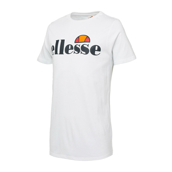 Ellesse Womens Albany T-Shirt - White  - Click to view a larger image