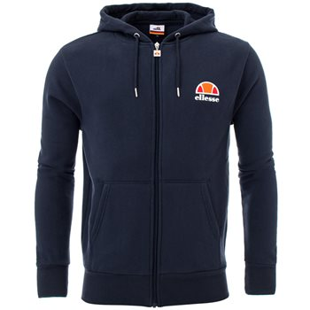 Ellesse Mens Miletto Full Zip Hoody - Navy