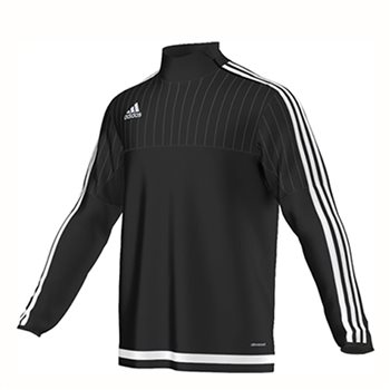 Adidas Adidas Tiro 15 Training Top - Black/White  - Click to view a larger image