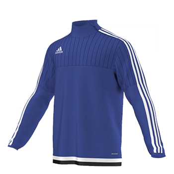 Adidas Tiro15 TRG Top - Royal  - Click to view a larger image