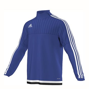 Adidas Tiro15 TRG Top Yth - Royal  - Click to view a larger image