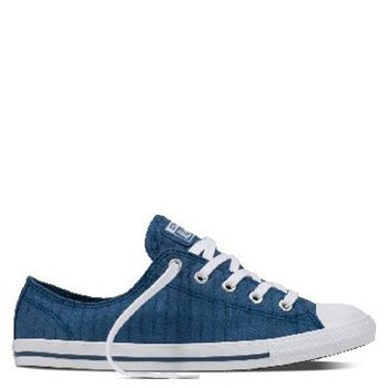 Womans Chuck Taylor AS Dainty Ox BlueWhite 3 BlueWhite