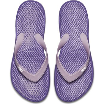 6afc4b1cba05 Nike Womens Solay Thong Sandal - Lilac - Click to view a larger image