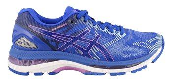 separation shoes d8073 3f371 Womens Gel Nimbus 19 - Blue Purple/Violet/Blue - 4 - Blue Purple/Violet/Blue