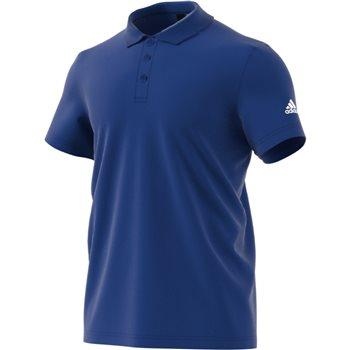 Adidas Mens Essential Base Polo - Royal