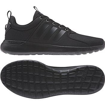 7a2b7978b358 Adidas Mens CF Lite Racer - Black