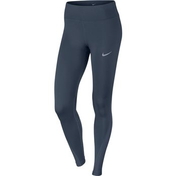 3a623e6e061549 Nike Womens Power Racer Tights - Navy | AllSportStore.com
