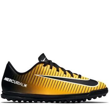 huge selection of 37433 7bcfb Nike Jr. Mercurial Vortex III TF Turf Trainers - Orange Black-White-