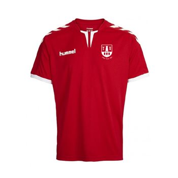 Athy Town AFC Athy Town AFC Core Short Sleeve Poly Jersey - Red - Click to 30b4d640235bf
