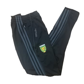 ONeills Donegal Ria Skinny Training Pants - Black/Grey  - Click to view a larger image