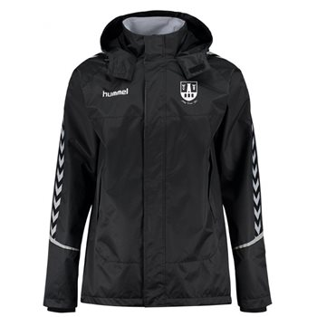 Athy Town AFC Athy Town AFC Authentic Charge All Weather Jacket - Black - Click  to b497b82dd6fb1