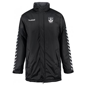 Athy Town AFC Athy Town AFC Authentic Charge Stadium Jacket - Black - Click  to view 6c5b92711504c