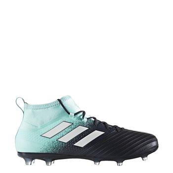 Adidas Ace 17.2 FG Leather Football Boot - Aqua White Legion Ink ... 17a1ce719