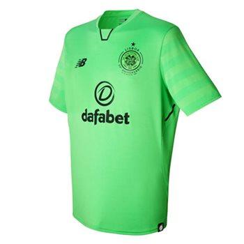 New Balance Celtic 3rd Jersey 17/18 - Green