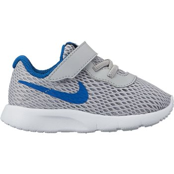 Nike Tanjun Toddler Velcro (TDV) - Grey Blue - Click to view a 86e3c2fea8