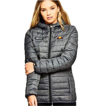 f5998cec7e32 Womens Lompard Padded Jacket - Grey - 10 - Grey