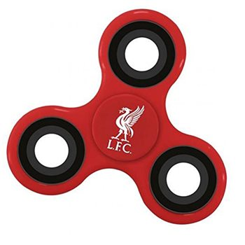 Forever Collectibles Liverpool Distractoz Spinner - Red