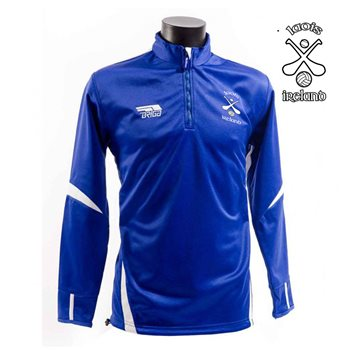 b193f9965 Briga Laois GAA Crested Core Training Top - Click to view a larger image