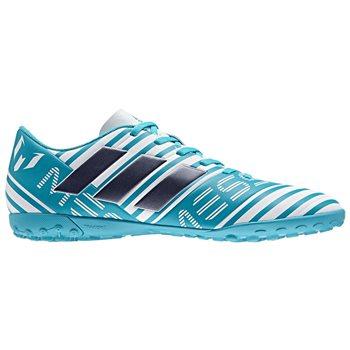 ba9003a36 Adidas Nemeziz Messi 17.4 Turf Trainers - Sky/White   AllSportStore.com