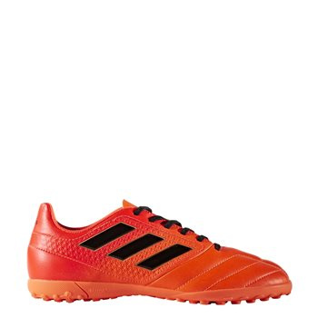 Adidas Ace 17.4 Kids Turf Trainers J - SolarOrange/Black  - Click to view a larger image