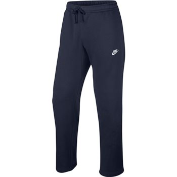 Nike Mens Sportwear Fleece Club Pants - Navy  - Click to view a larger image