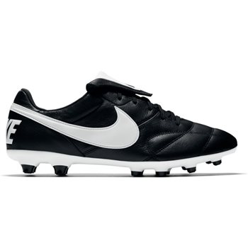Nike Premier II FG Football Boots - Black White - Click to view a larger 736f2721b407