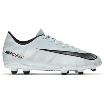 c880785c234e Nike Jr Mercurial Vortex III CR7 FG Firm Ground - Blue Tint Black White