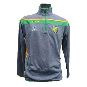 ONeills Donegal GAA Slaney HZ Squad Top - MarlNVY/Emer/Amb  - Click to view a larger image