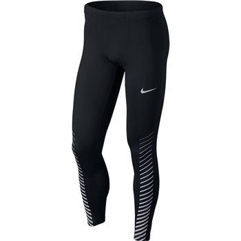 Nike Mens Flash Run Tights GX - Black  - Click to view a larger image