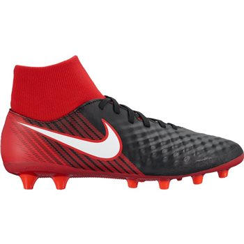 Nike Magista Onda II DF AG-Pro - Black Red White  c46791b4e