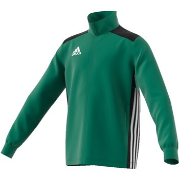 948ee8287a1 Adidas Regista18 Poly Jacket - Youth - Bgreen Black - Click to view a larger