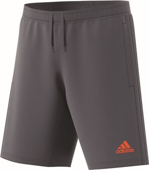 Adidas Condivo18 Training Short - Onix/Orange  - Click to view a larger image