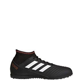 Adidas Predator Tango 18.3 TF J - Kids - Black White SolarRed ... 038f1b94616a