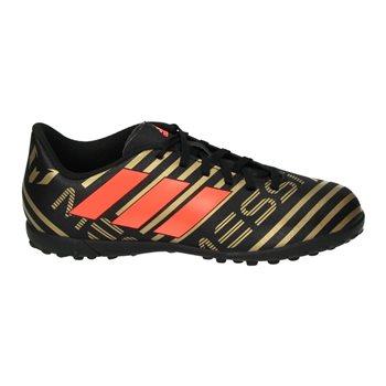 d2f35d48255a Adidas Nemeziz Messi Tango 17.4 TF J - Black SolRed Gold ...