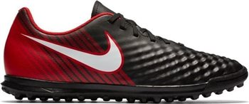 b9cf7432e Nike MagistaX Ola II TF Turf Football Boots - Black Red White ...