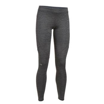 Under Armour Womens CG Armour Leggings - Grey  - Click to view a larger image