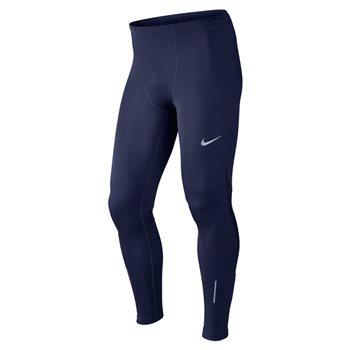 Nike Mens Run Tights - Dark Navy  - Click to view a larger image