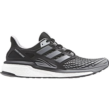 Adidas Mens Energy Boost M - Black Grey - Click to view a larger image f94803d0e60d