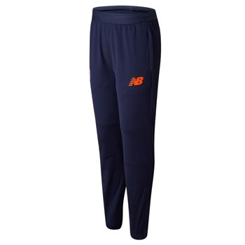 e10ff6092 New Balance FAI Ireland Presentation Pant 17/18 Kids - Navy/Orange - Click
