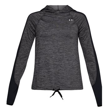 Under Armour Womens ColdGear Armour Pullover - Grey  - Click to view a larger image