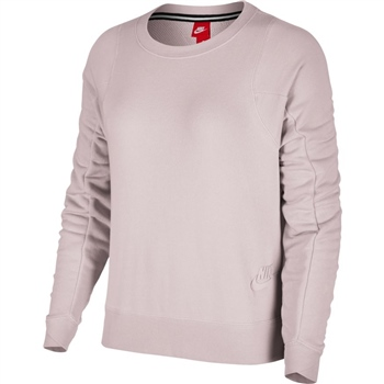 Nike Womens NSW Modern Crew SSNL - Rose  - Click to view a larger image